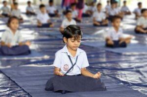Dhyan Yoga mudra
